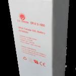 Batería de Gelatina (libre de mantenimiento) S.E Green 2 Voltios 1000 Ampere