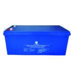 Batería de Gelatina (libre de mantenimiento) S.E Green 12 Voltios 200 Ampere