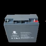 Batería AGM (libre de mantenimiento) S.E Green 12 Voltios 18 Ah